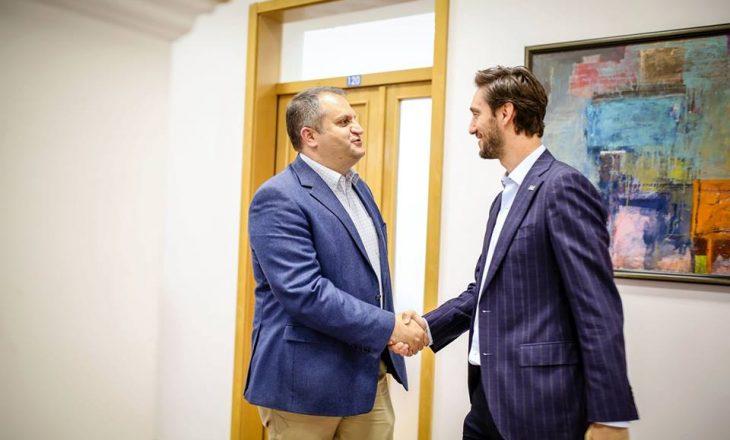 Ministri Ismaili premton ndërtimin e spitalit të kryeqytetit