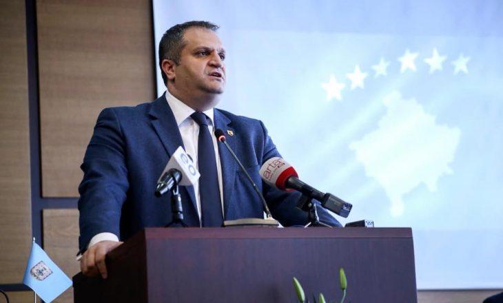 Shpend Ahmeti ka një lajm për kryeqytetasit