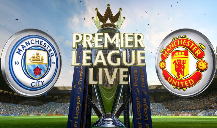 Formacionet zyrtare: Manchester City – Manchester United