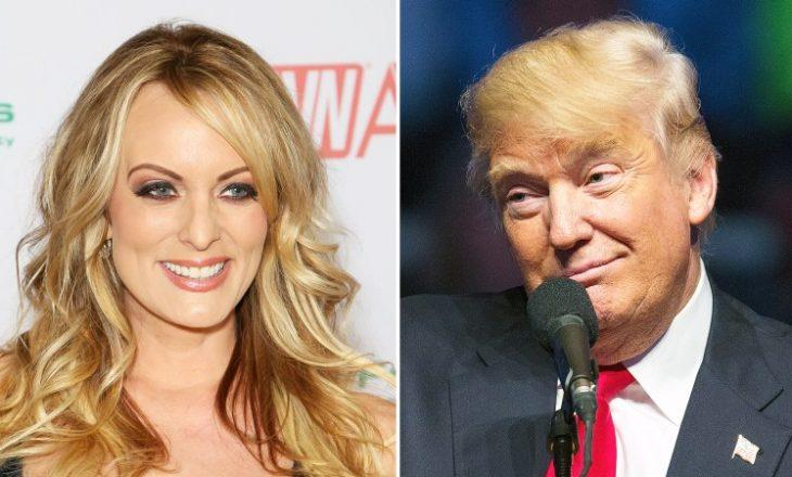 Trump flet për aferën me aktoren pornografike