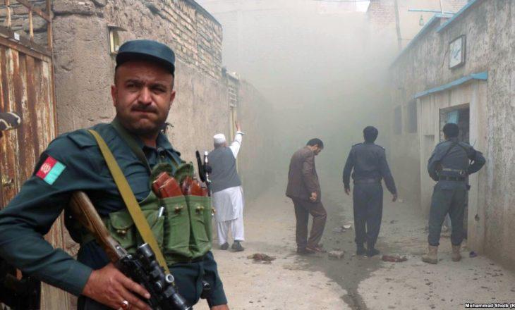 Sulm vdekjeprurës kundër civilëve afganë