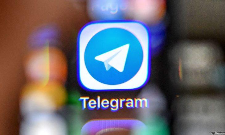 Iranianët rrezikojnë të mbeten pa Telegram
