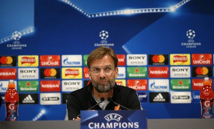 Klopp tregon çfarë do të bëjë Liverpooli për të arritur në finale