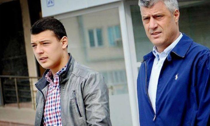 """Thaçi me të birin i takoi personalisht dy nga """"gylenistët"""" e kidnapuar në Kosovë"""