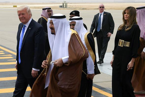 Trump: Arabia Saudite do të duhet të paguajë nëse dëshiron të qëndrojmë në Siri
