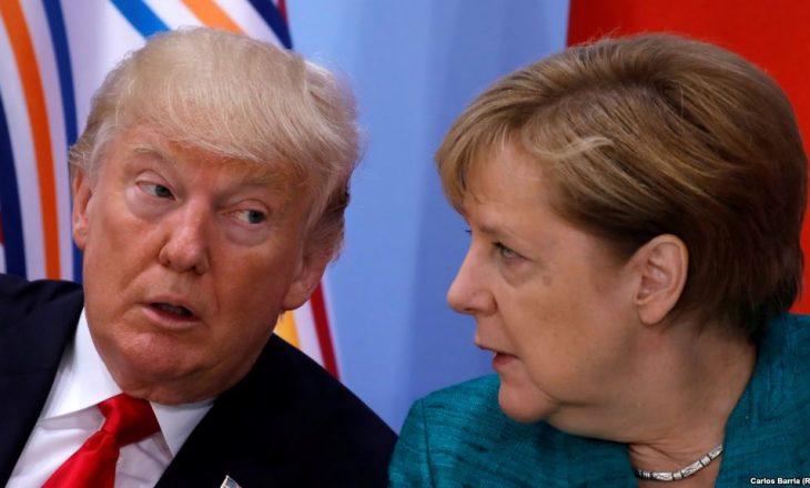 Merkel viziton sërish Shtëpinë e Bardhë
