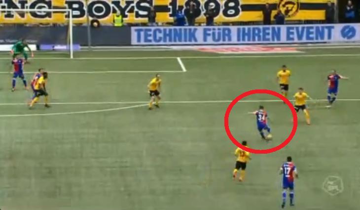 Xhaka shënon gol spektakolar në Zvicër [Video]
