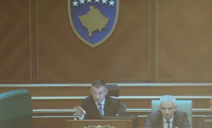 Pas dështimit, Veseli kërcënon deputetët me heqjen e mëditjes