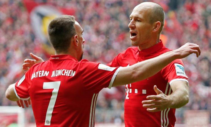 Robben e Ribery në udhëkryq