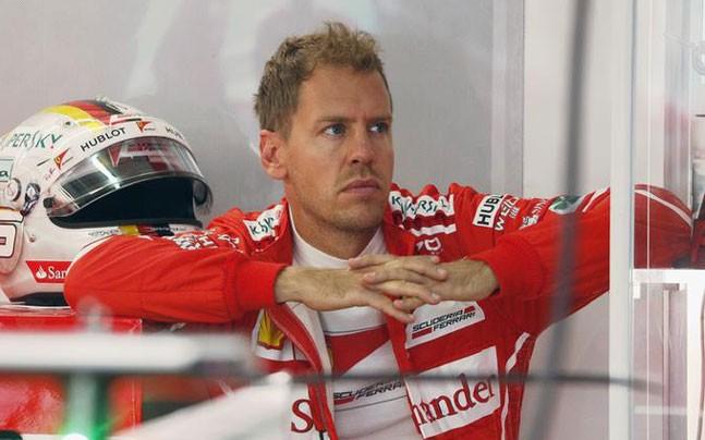 Vettel gati për fitoren e  radhës