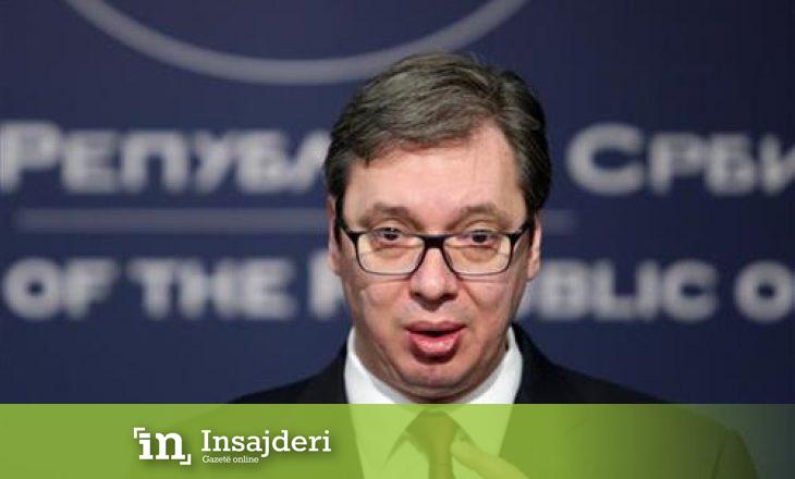 Vuçiq: Bisedimet në Berlin nuk kanë lidhje me ndonjë zgjidhje të marrëdhënieve me Kosovën