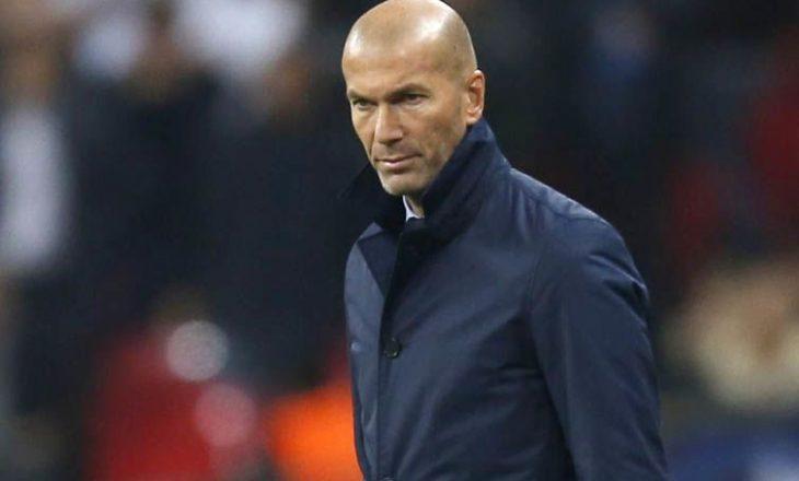 Zidane e ka gati pasardhësin