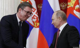 Putin së shpejti viziton Serbinë