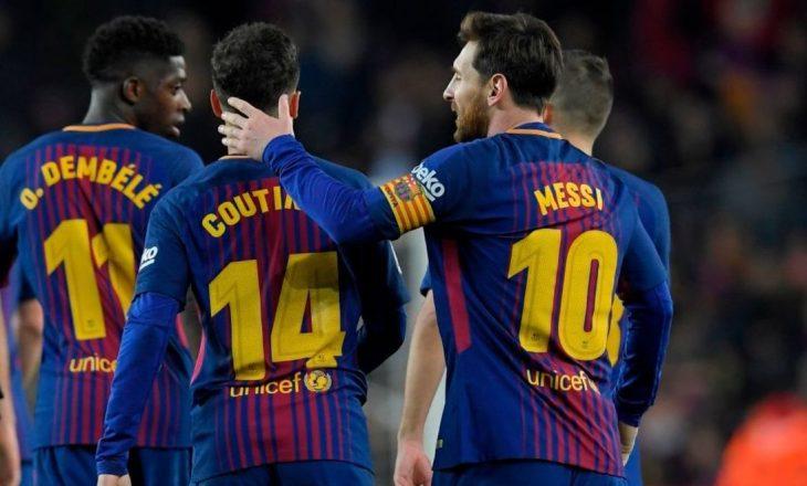 Barcelona, skuadra me futbollistë në të gjitha grupet e Kupës së Botës