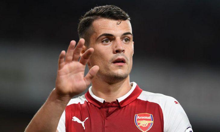 Arsenali e merr vendimin befasues për Granit Xhakën