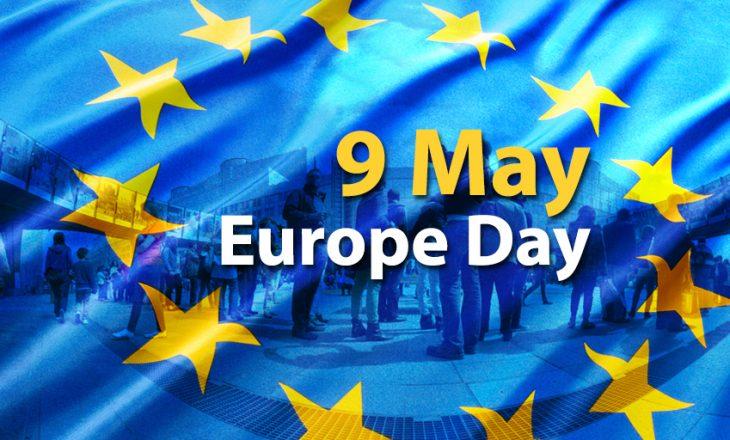 """Urime Dita e """"Evropës plakë""""!"""