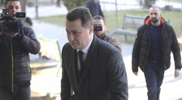 Gruevski ende në arrati, Policia e kërkon në selinë e VMRO-së