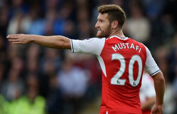 Ky është zëvendësuesi i Mustafit te Arsenali