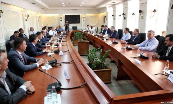 PDK fton partitë politike të gjejnë konsensus për reformën zgjedhore