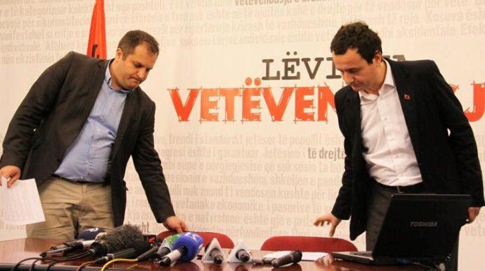 VV për ofertën e Shpend Ahmetit: Na ndryshuan fjalët