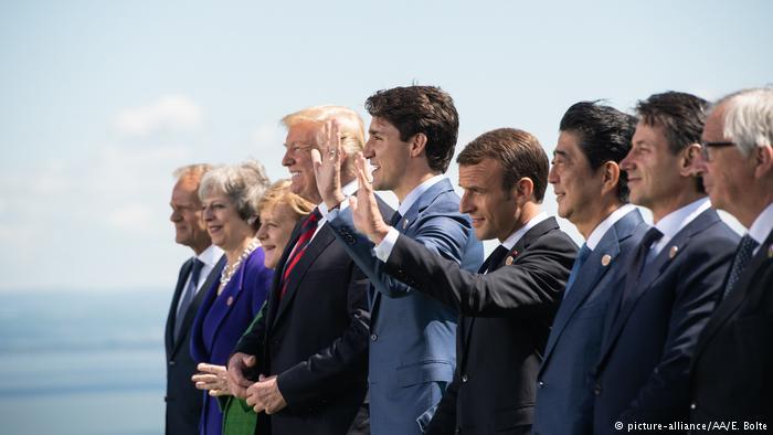Samiti i G7-s në Kanada: Gjërat po lëvizin