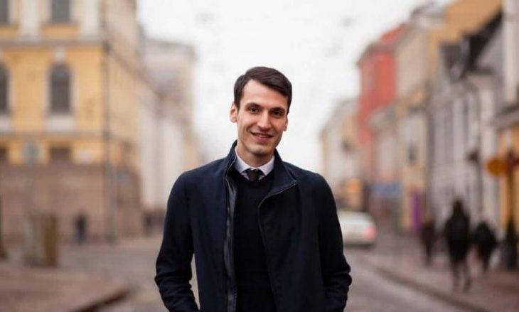 Pajtim Statovci shkrimtari i vitit në Helsinki