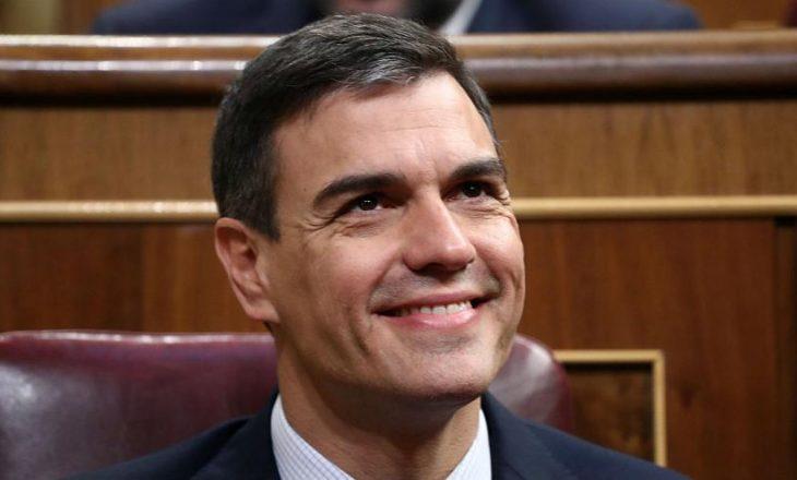 Cili është Pedro Sanchez, kryeministri i ri i Spanjës