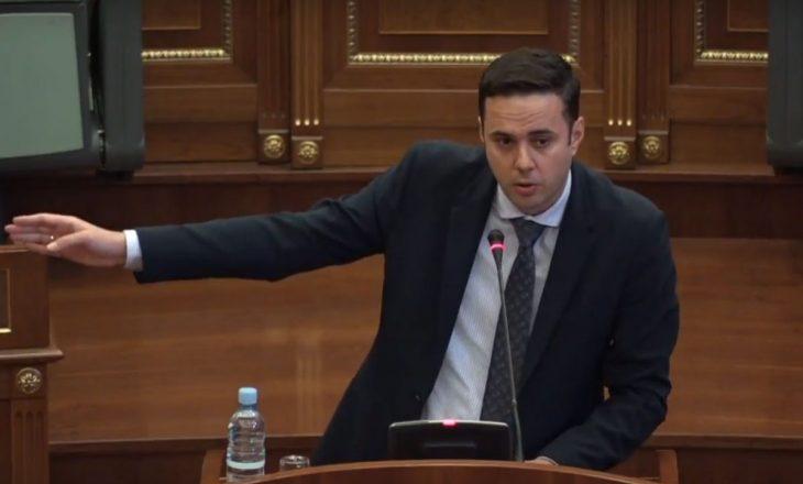 Abdixhiku: Tërhiqe ligjin Albin, LDK-ja nuk shantazhohet