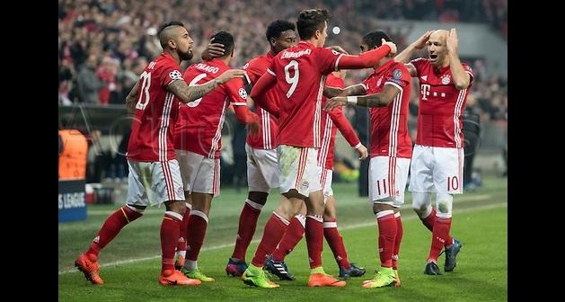 Largime të shumta te Bayern Munchen