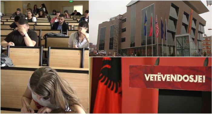Vetëvendosje në Podujevë kundërligjshëm organizon trajnime për maturantët