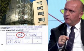 Propozimi i Tomor Çelës për Profesor Asistent dhe lidhjet e tij me anëtarët e Komisionit