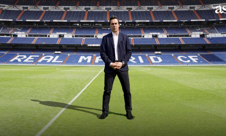 Real Madrid merr vëmendjen e Botërorit, prezanton nesër trajnerin