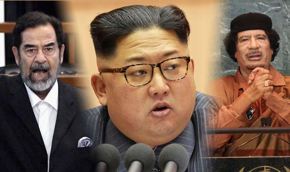 Kim Jong-un nuk do të mashtrohet si Gaddafi