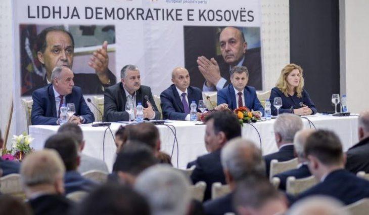Edhe një tjetë zyrtar i lartë i LDK-së nuk del kundër Hashim Thaçit kryenegociator