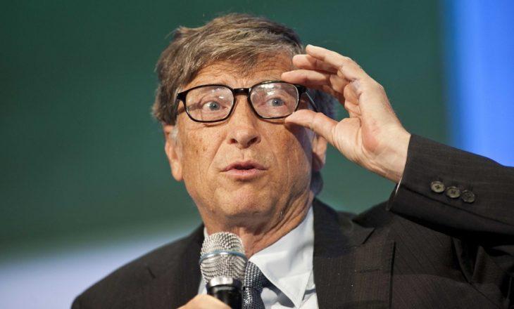 Bill Gates e kishte parashikuar virusin kinez para një viti