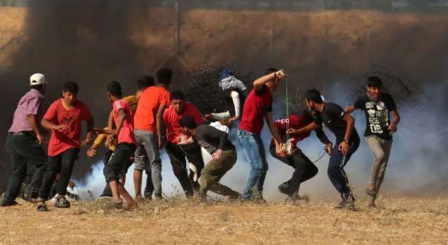 Izraelitët vrasin një infermiere palestineze