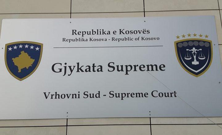 """Supremja hedh poshtë ankesën e """"Germin"""" për verifikimin e votuesve jashtë Kosovës"""