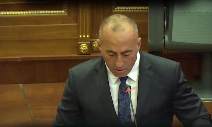 """""""Haradinaj nuk mund t'i shkarkojë ministrat me aktakuzë se i bie krejt Qeveria"""""""