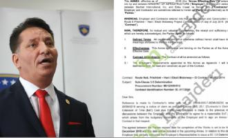 """Këshilltarët ndërkombëtarë i rekomanduan Qeverisë që t'ia paguante vetëm 14 milionë euro """"Bechtel Enka-s"""""""