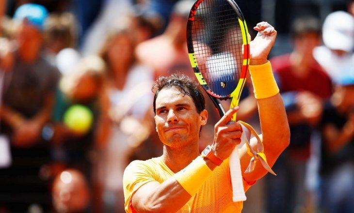 Nadal  –  Schwartzman, ky tenist është në gjysmëfinale