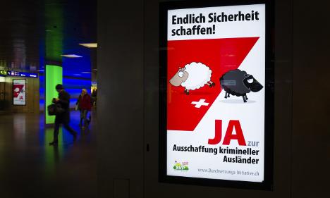 Çfarë ka ndodhur me gjysmën e kriminelëve pa nënshtetësi në Zvicër?
