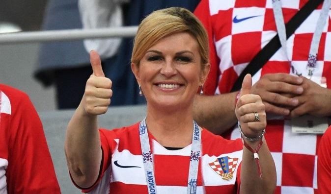Reagimi i presidentes kroate pasi Kroacia shkruajti historinë në Botëror