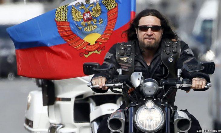 """""""Ujqërit e Putinit"""" ngrenë kamp ushtarak në Sllovaki?!"""