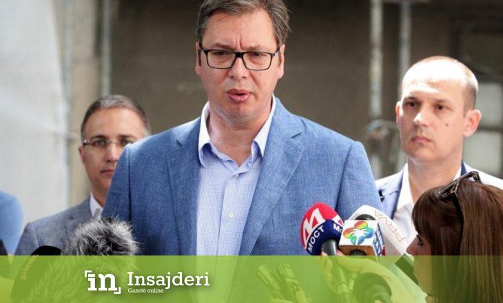 Vuçiq në Kinë do të kërkojë përkrahje për Kosovën dhe një miliard euro
