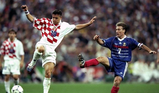 Kroacia kërkon hakmarrje ndaj Francës për atë humbje më 1998 (VIDEO)