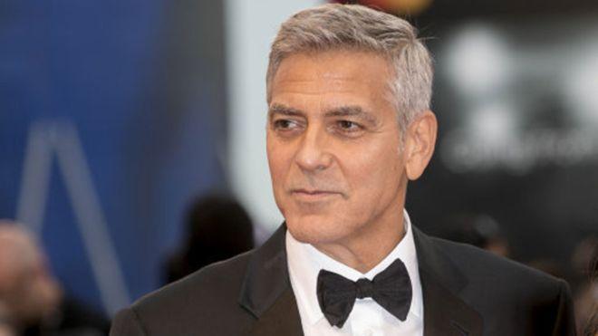 Aksidentohet me motor George Clooney