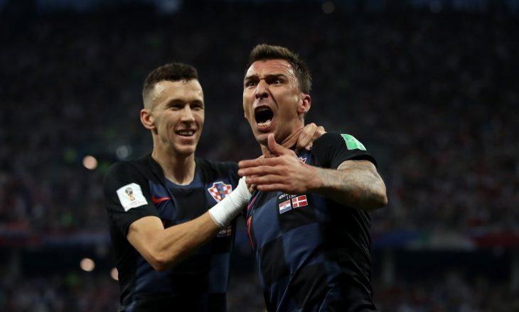 Notat e lojtarëve: Kroacia 2-1 Anglia