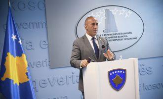 Haradinaj i bindur: Do ta çoj mandatin deri në fund