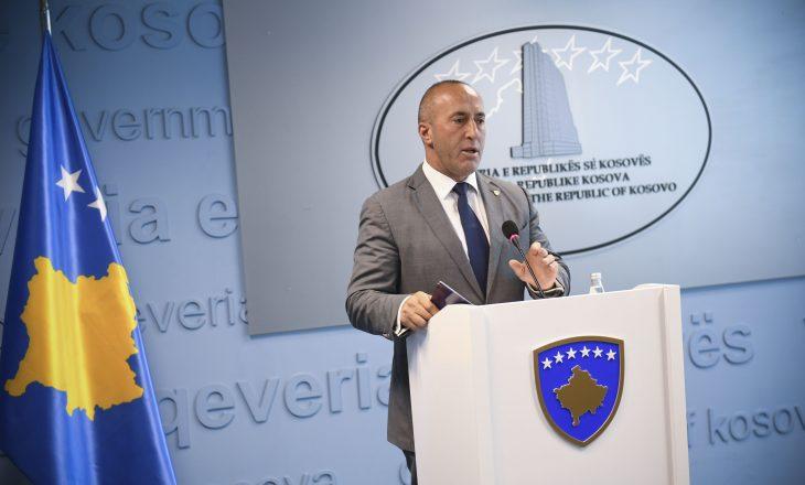 Haradinaj i përgjigjet kërcënimeve të Listës Serbe për rrëzimin e qeverisë