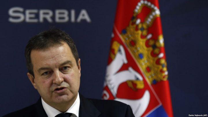 Daçiq: Kosova as këtë vit nuk mund të anëtarësohet në INTERPOL